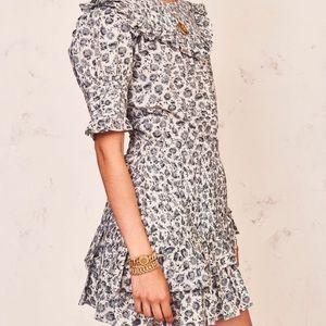 LoveShackFancy Floreen Dress